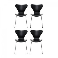 Fritz Hansen - Series 7™ Chair Set Of 4
