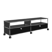 USM - USM TV/Hi-Fi Sideboard mit 2 Schubladen unten