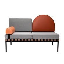 Petite Friture - Grid 2-Sitzer Sofa