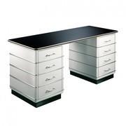 müller möbelfabrikation - Classic Line TB 229-5 Schreibtisch 175x77x80cm