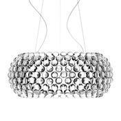 Foscarini - Caboche Grande LED Sospensione - Suspension - transparente/metacrilato/3000K/Ø70cm
