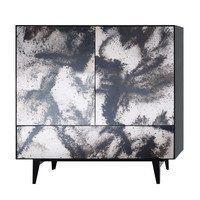 Piure - Nex Glamour Moon Sideboard 110,5x48x109,3cm