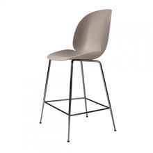 Gubi - Gubi Beetle Counter Chair Barhocker Chrom 108cm