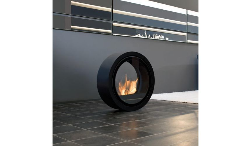High Quality ... Conmoto   Roll Fire Fireplace ... Great Pictures