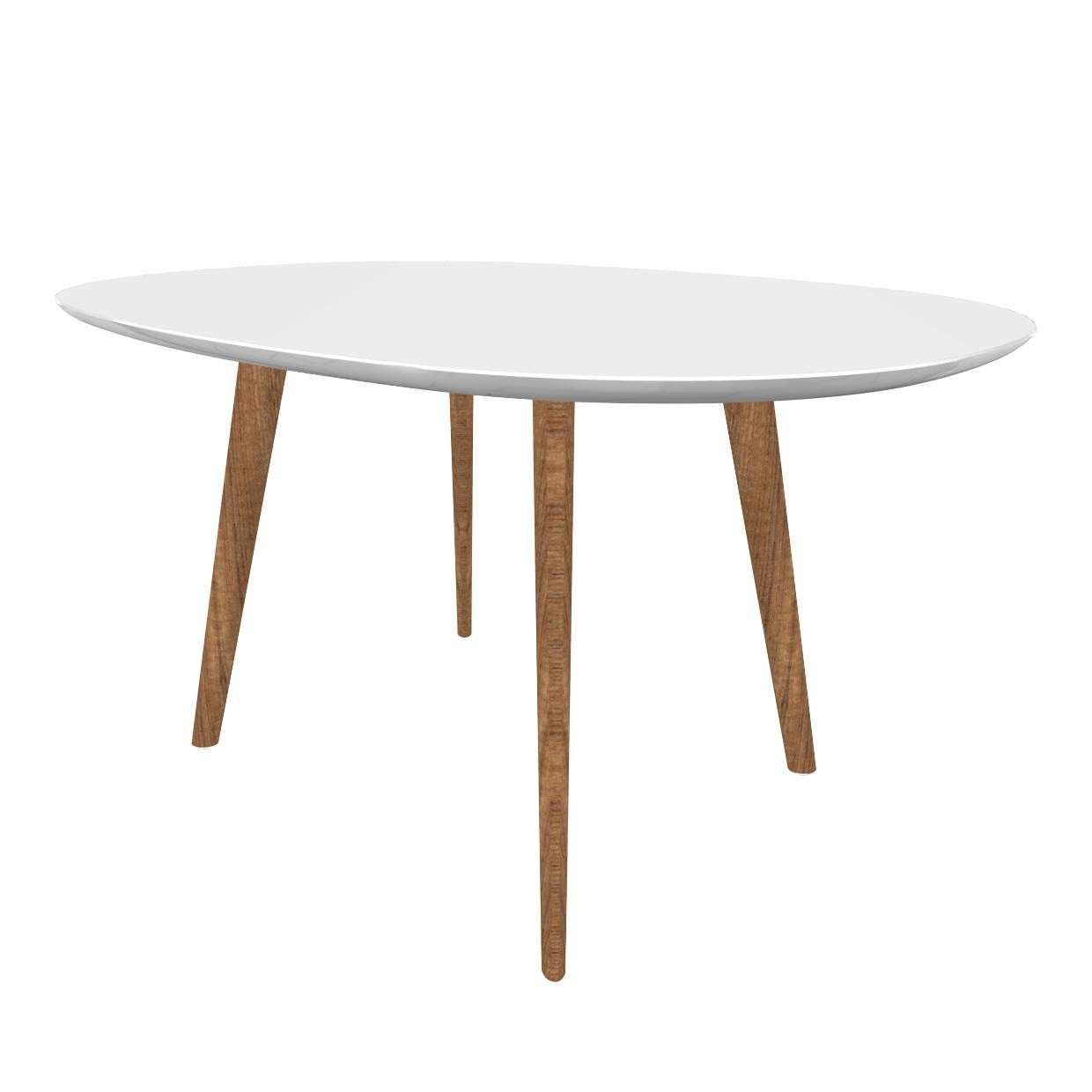 - Arper Gher Dining Table Oval AmbienteDirect