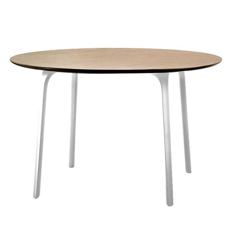 Table first tafel rond magis for Magis table first
