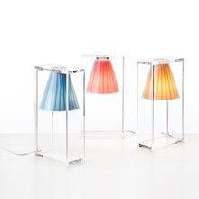 Kartell - Light-Air Table Lamp With Fabric