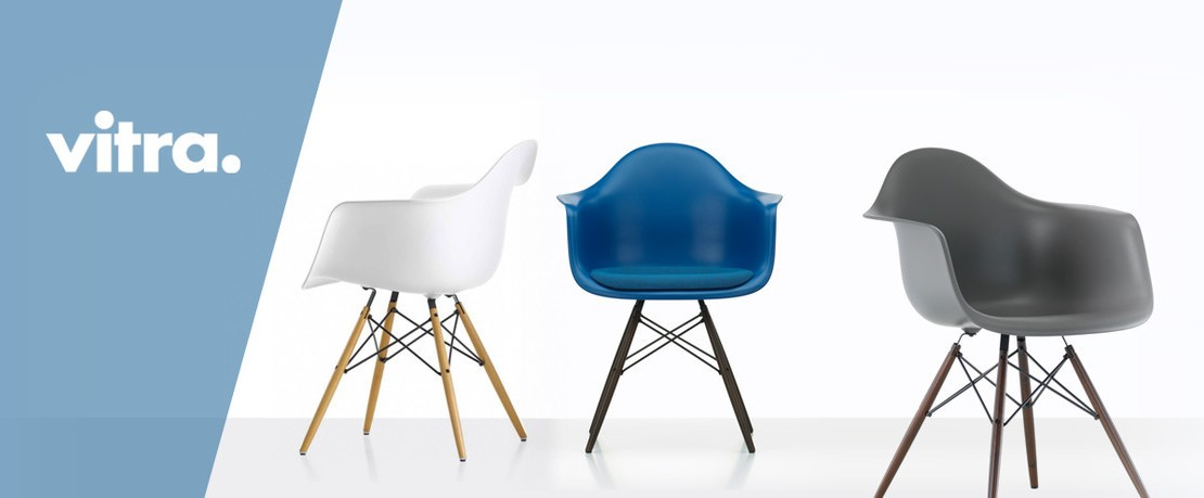 Designspecial Eames Plastic Armchair DAW