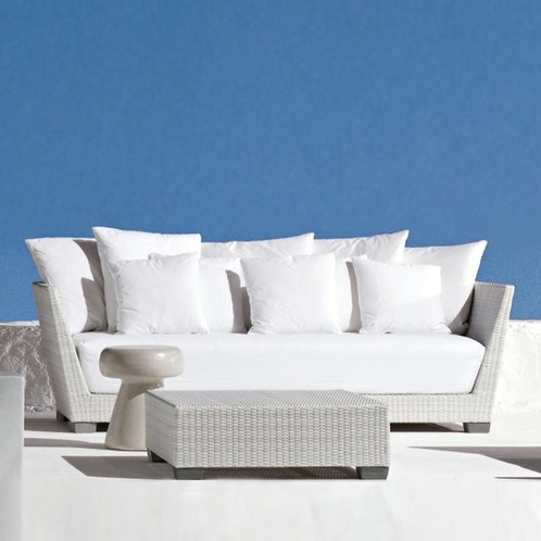 Gervasoni - InOut 503 Polyrattan Outdoor-Sofa