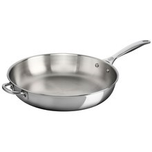 Le Creuset - 3-ply Plus - Pan vlak