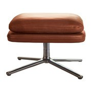 Vitra - Repose pied Grand Relax cuir