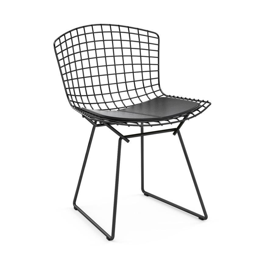 Knoll International   Bertoia Chair   Outdoor   Black/without Seat Pad