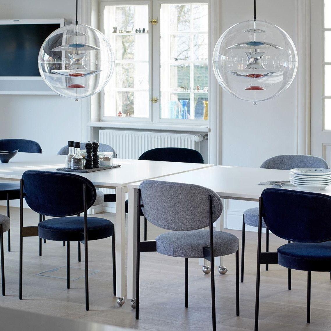 vp globe pendelleuchte verpan. Black Bedroom Furniture Sets. Home Design Ideas