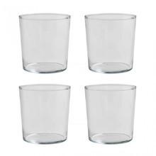 HAY - Set de 4 vasos