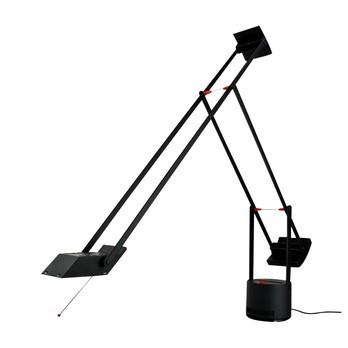 Artemide - Artemide Tizio 35 Schreibtischleuchte - schwarz/lackiert/2900K/860lm