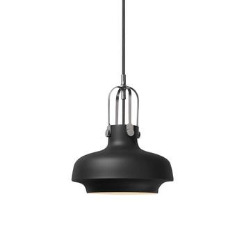 &tradition - Copenhagen Pendant SC6 Pendelleuchte - schwarz/matt/Ø 20cm