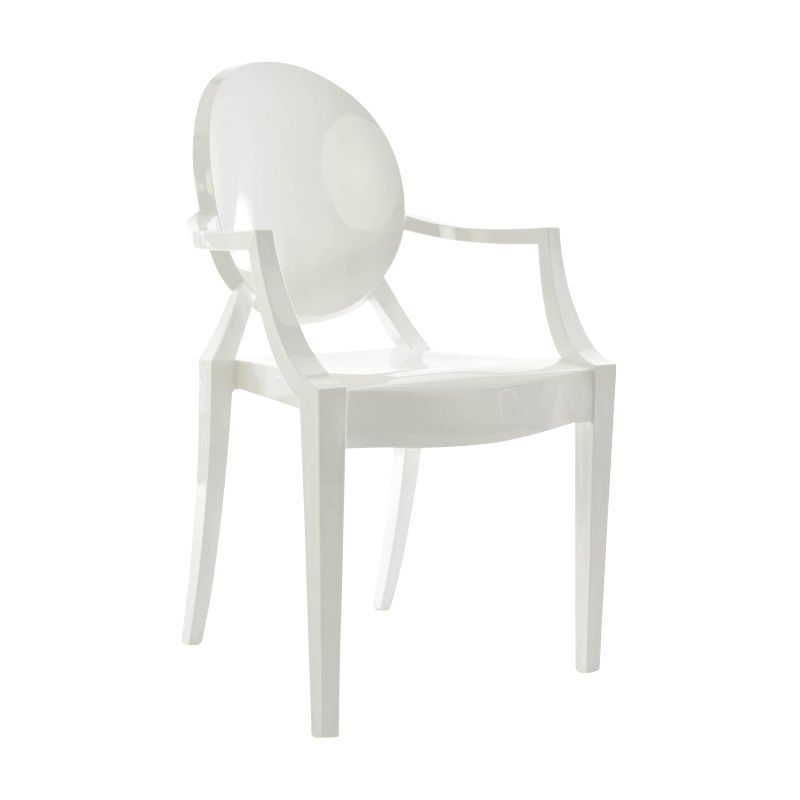 louis ghost armchair kartell. Black Bedroom Furniture Sets. Home Design Ideas