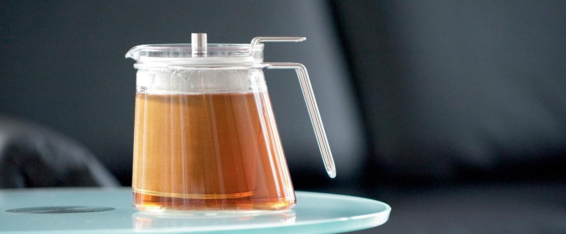 Hersteller Mono Ellipse Teekanne