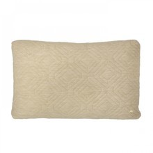 ferm LIVING - Quilt Cushion 60x40cm