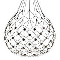 Luceplan - Mesh D86 LED Suspension Lamp