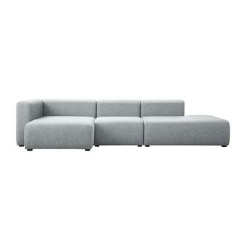 Superieur HAY   Mags Lounge Sofa Chaise Longue Left   Light ...