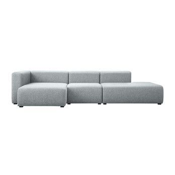 Mags Lounge Sofa Chaise Longue Left HAY