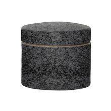 Bloomingville - Noir Jar Storge Box