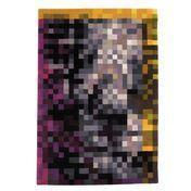 Nanimarquina - Digit 2 Teppich - grautöne/Neuseeland-Wolle/170x240cm