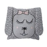 ferm LIVING - Little Ms. Rabbit Kids Cushion