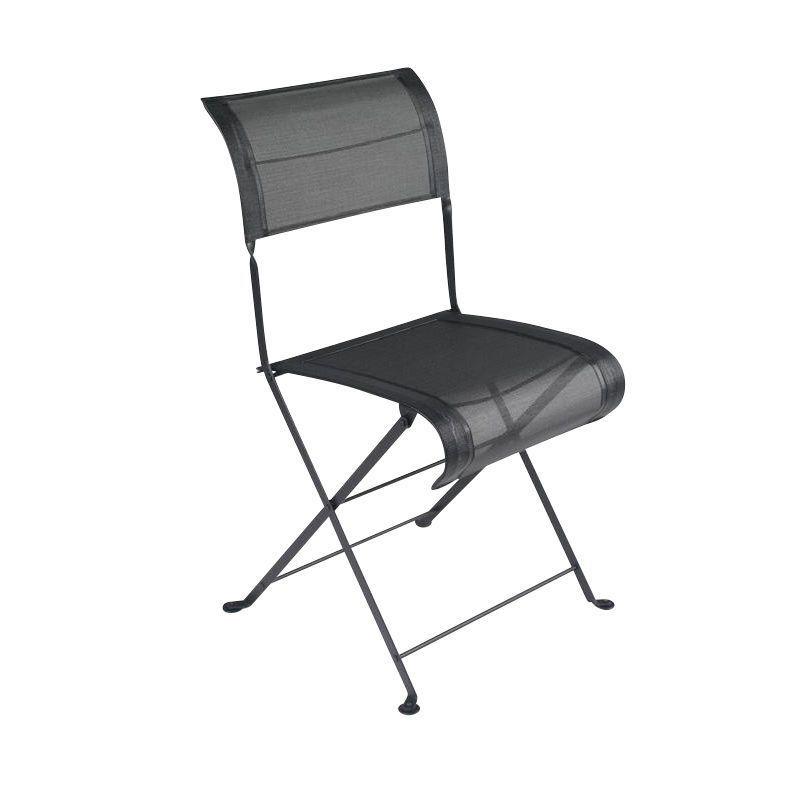 dune chaise pliante fermob. Black Bedroom Furniture Sets. Home Design Ideas