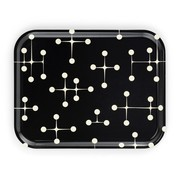 Vitra - Classic Tray Dot Pattern Dark Tablett