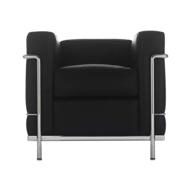 Cassina Le Corbusier LC2 - Fauteuil | AmbienteDirect