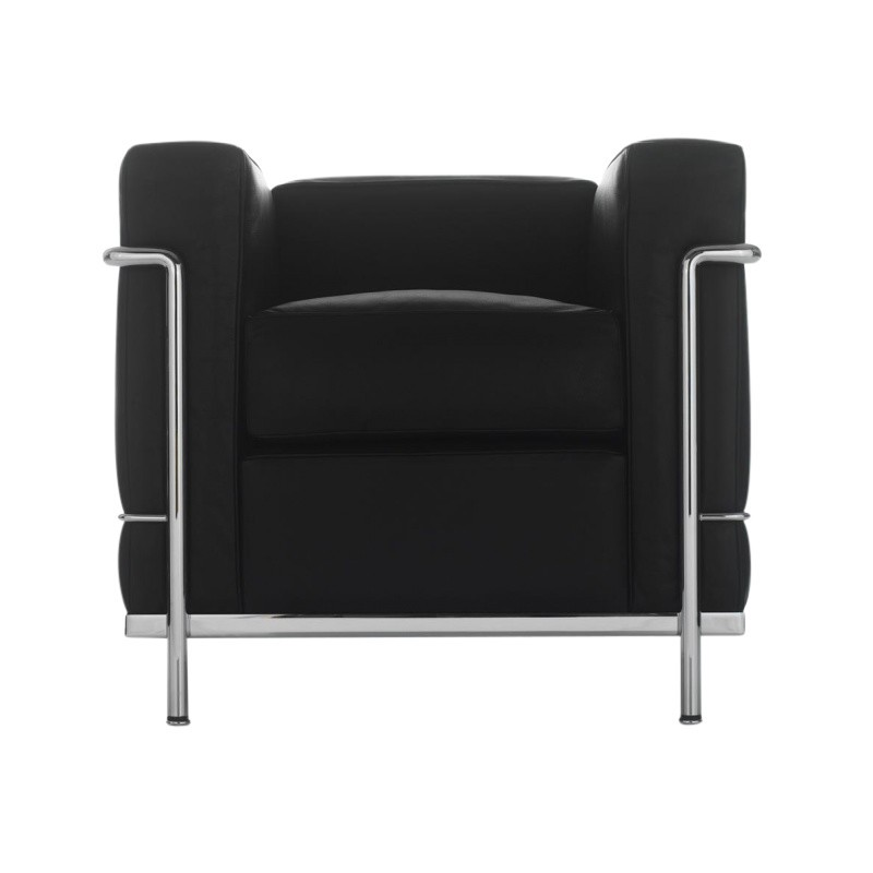 Cassina Le Corbusier Lc2 Sessel Ambientedirect
