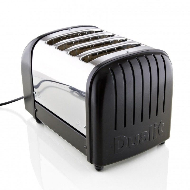 dualit vario toaster 4 scheiben dualit. Black Bedroom Furniture Sets. Home Design Ideas