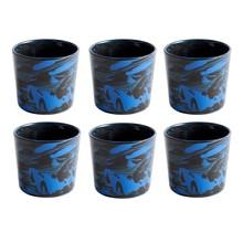 HAY - Marbled Tasse 6er Set