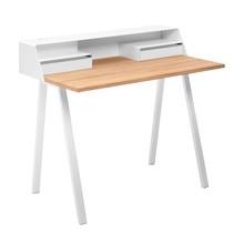 müller möbelfabrikation - PS04 secretaris 100x63x91,5cm onderstel staal