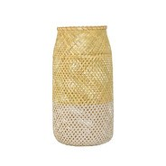 Bloomingville - Bloomingville Bambus Laterne H 50cm