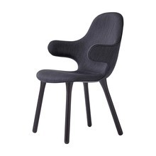 &tradition - Catch Chair JH1 - Chaise cadre noir