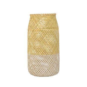 - Bloomingville Bambus Laterne H 50cm -