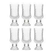 iittala - Ultima Thule Set Of 6 White Wine Glasses