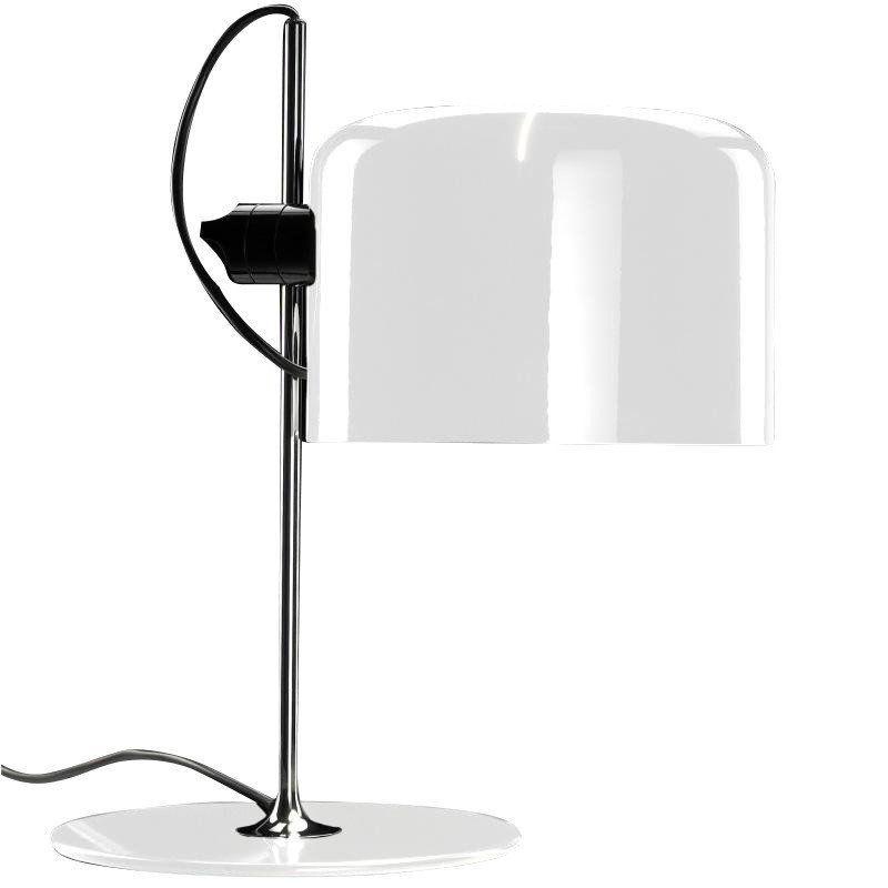 oluce coup 2202 lampe de table ambientedirect. Black Bedroom Furniture Sets. Home Design Ideas