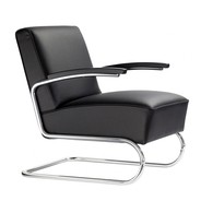 Thonet - S 411 Armchair Leather