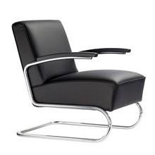 Thonet - S 411 Armchair Leather