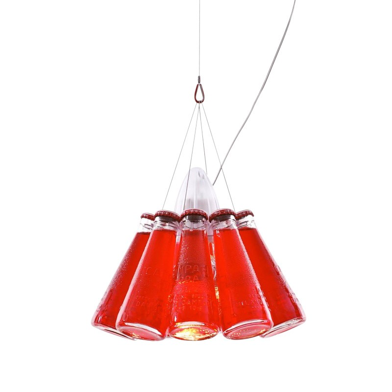 Campari Light Suspension Lamp