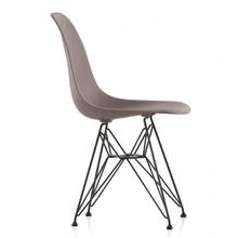 Vitra - Eames Plastic Side Chair DSR Gestell schwarz
