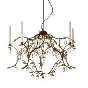 Anthologie Quartett - Four Seasons Chandelier Ø70cm