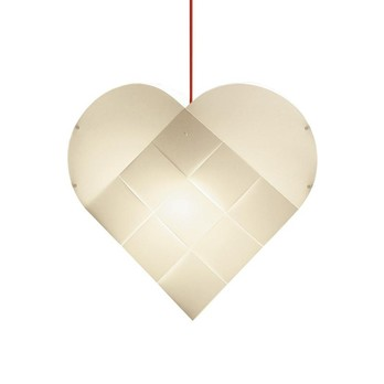 Le Klint - Heart Red Pendelleuchte