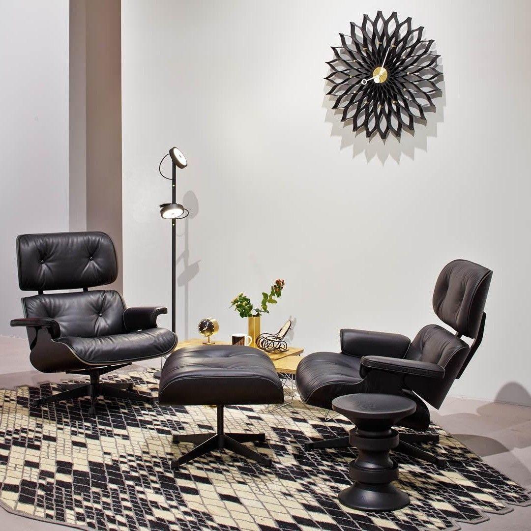 vitra eames lounge chair drehsessel - Eames Lounge Stuhl Abmessungen