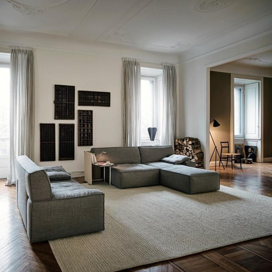 my world canap cassina. Black Bedroom Furniture Sets. Home Design Ideas
