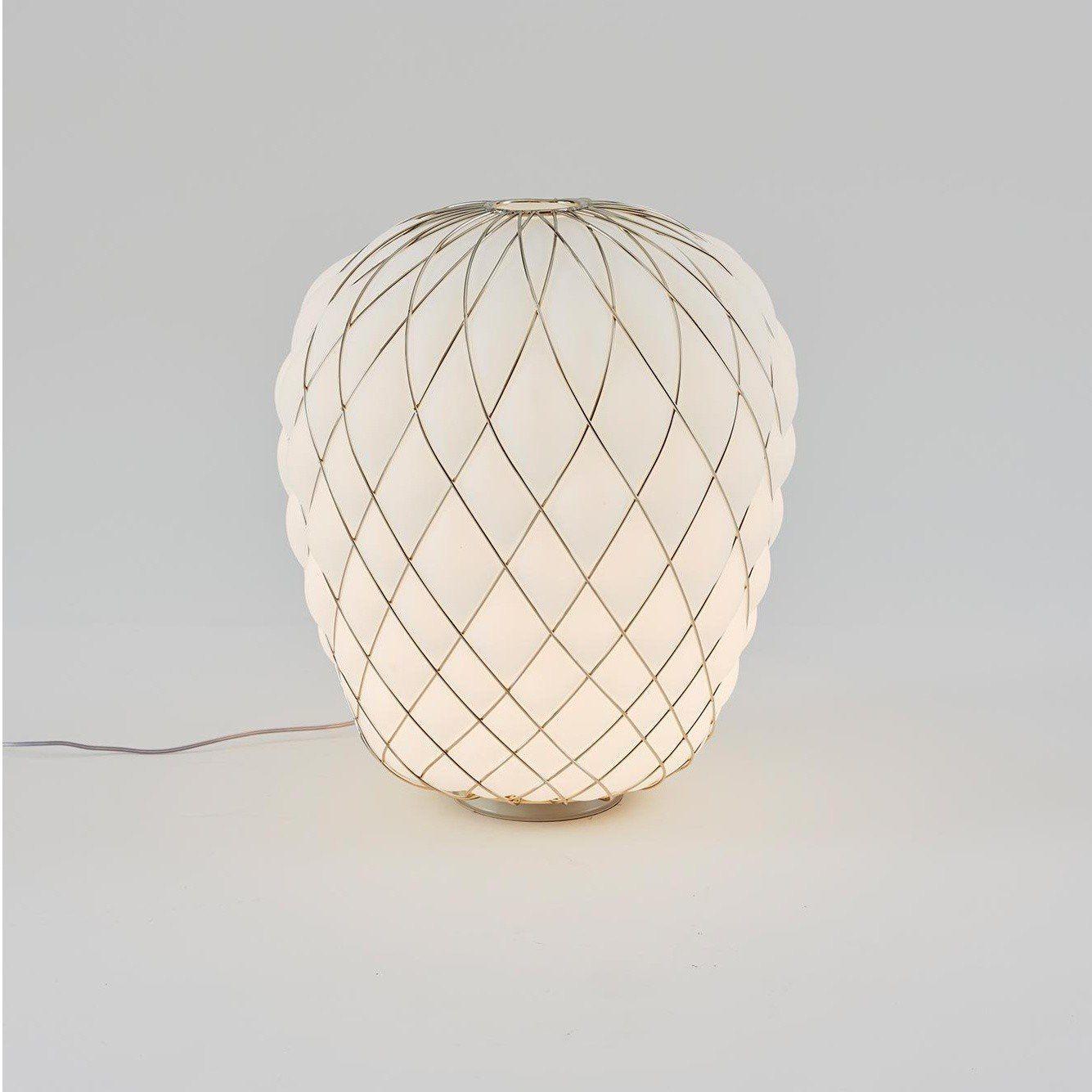 Pinecone lampe de table fontana arte for Pinecone fontana